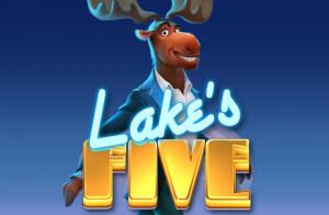 lakes five slot